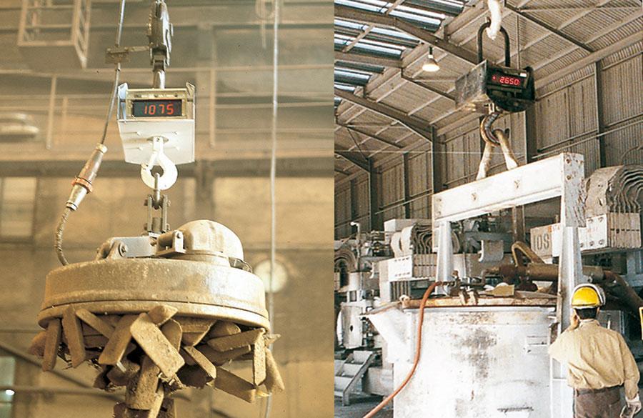 Endüstriyel Kantarlar